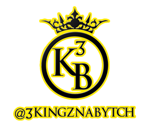 3kb Logo - yellow-black