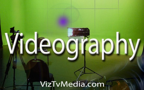 VizTV Media Services is a Houston area professional cinematographer.