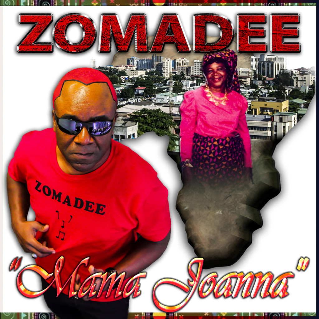 Houston Graphics Designer for CD Covers - Nigerian Recording Artist Zomadee