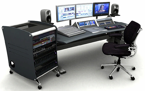 Video Editing Workstation