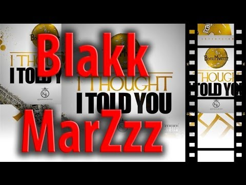 Music Video – Blakk MarZzz Society