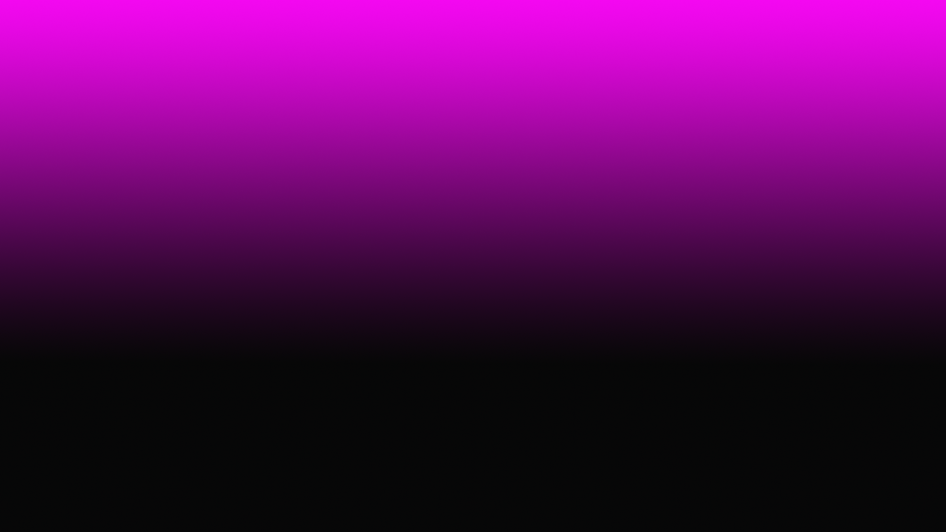 Pink Black Fading Gradient Desktop Wallpaper | VizTV Media