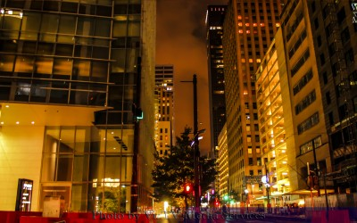 Photography – Hanging Out in Downtown Houston