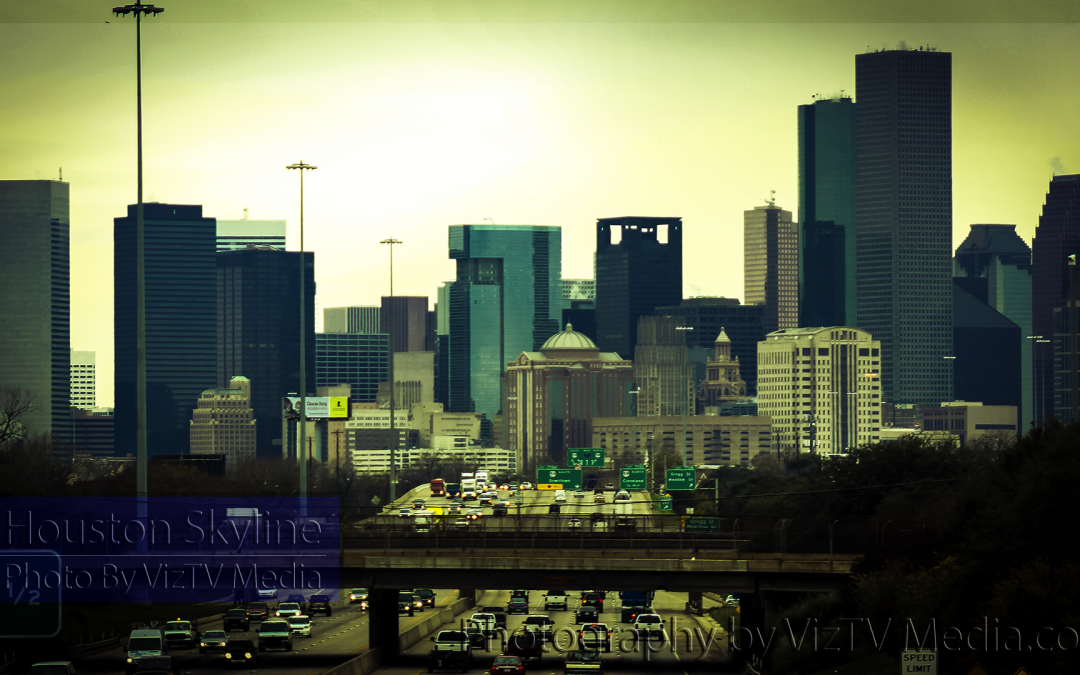 Photo: Downtown Houston, TX Skyline