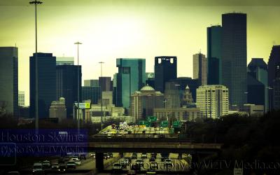 Photo: Downtown Houston, TX Skyline