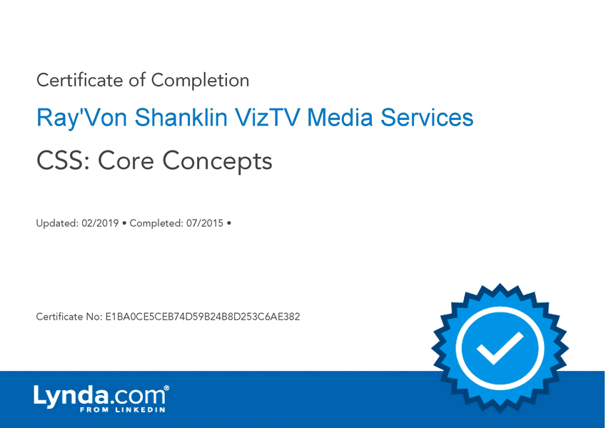 CSS Core Concepts