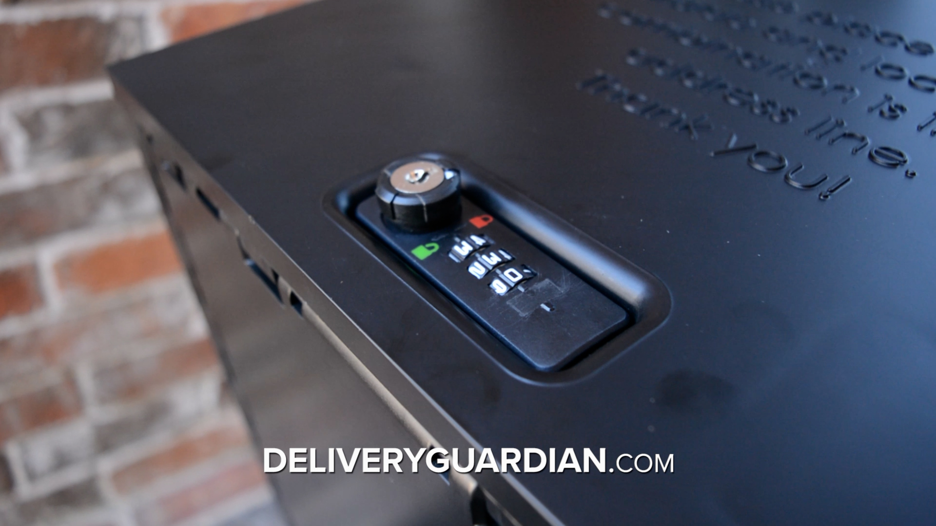 Delivery-Guardian - Product Video