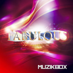 Fabulous - Album Cover Design