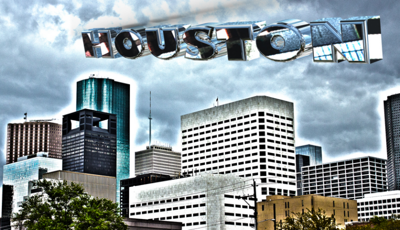 Houston-Skyline