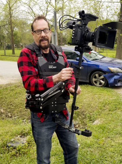 Top Houston Cinematographer Jim Vogel
