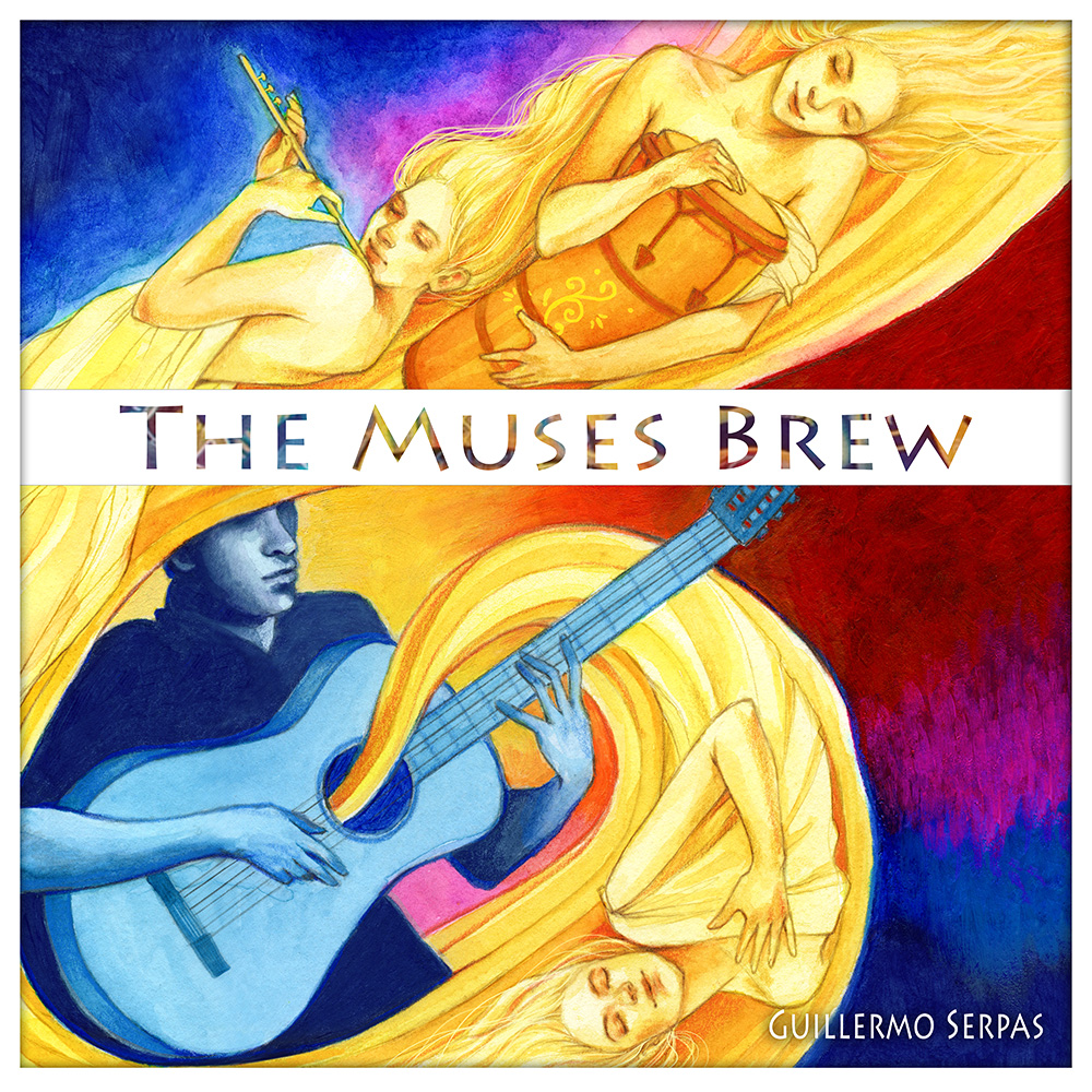 Muses Cover Art - 2017