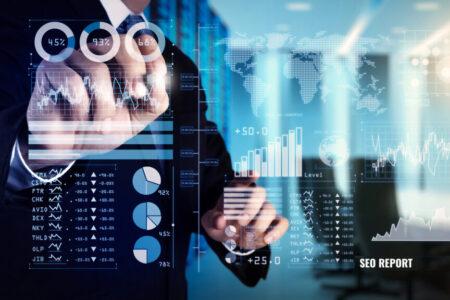 SEO Report Monthly Internet Marketing Company