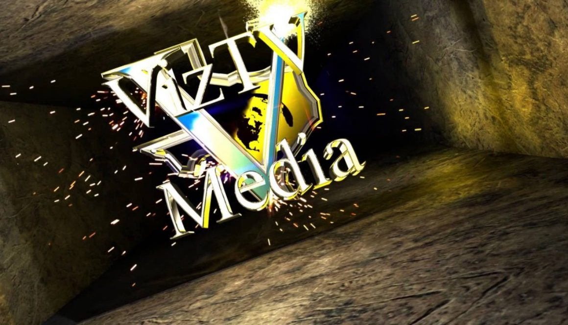 New VizTV Media Branding and Logo Material